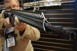 The New UTAS AR pattern Shotgun–SHOT Show 2015