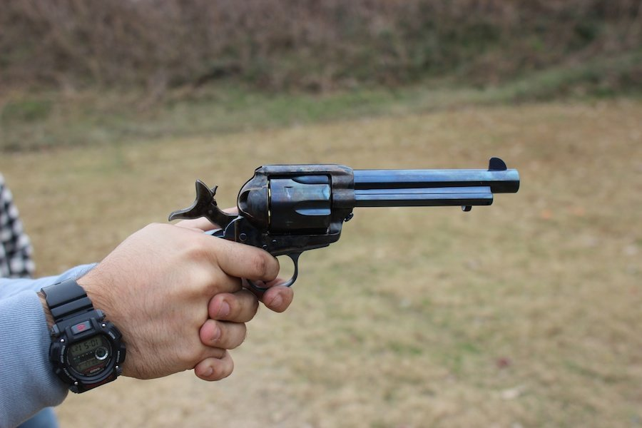 Uberti Cattleman Single Action-New Old Gun Review