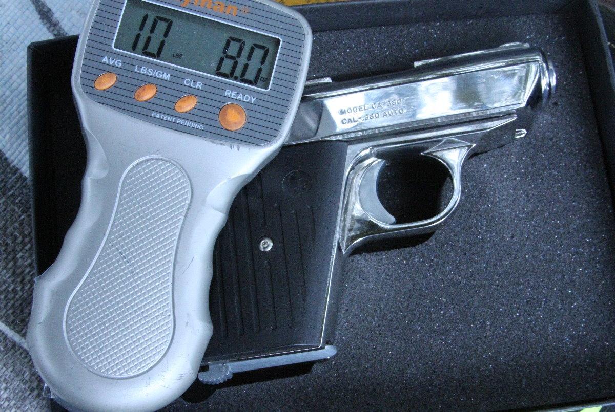 Cheap Guns: The Cobra CA380 Semi-Auto $199? - GunsAmerica Digest