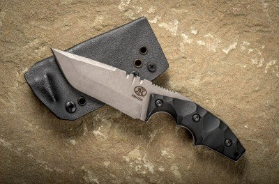 It is a good looking knife and a worthy cause. Put your bid in now.