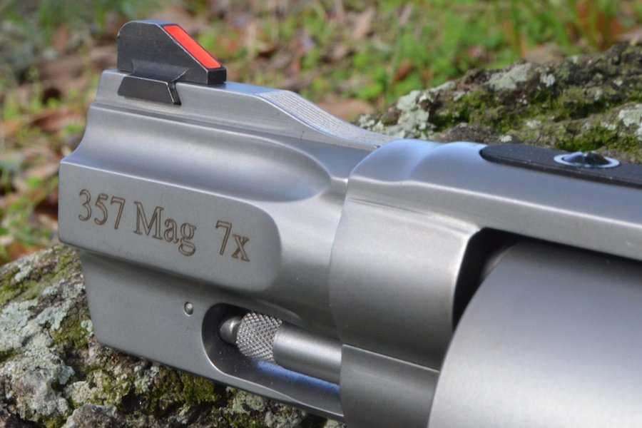Smith Wesson Snubby 357 Revolver