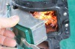 Prepping 101: Rocket Stove Cooking – The Fuel Miser