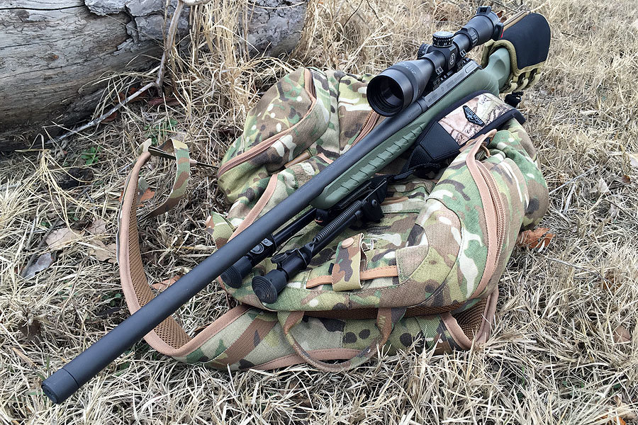 1,000 Yards from a $500 Rifle – Ruger's American Predator