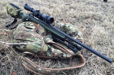 The American Rifle and the Leupold XX are a solid match.