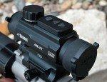 Burris AR-1X–The Best Red Dot Under $500?