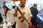 The OIP 3.8 Pound AR–SHOT Show 2015