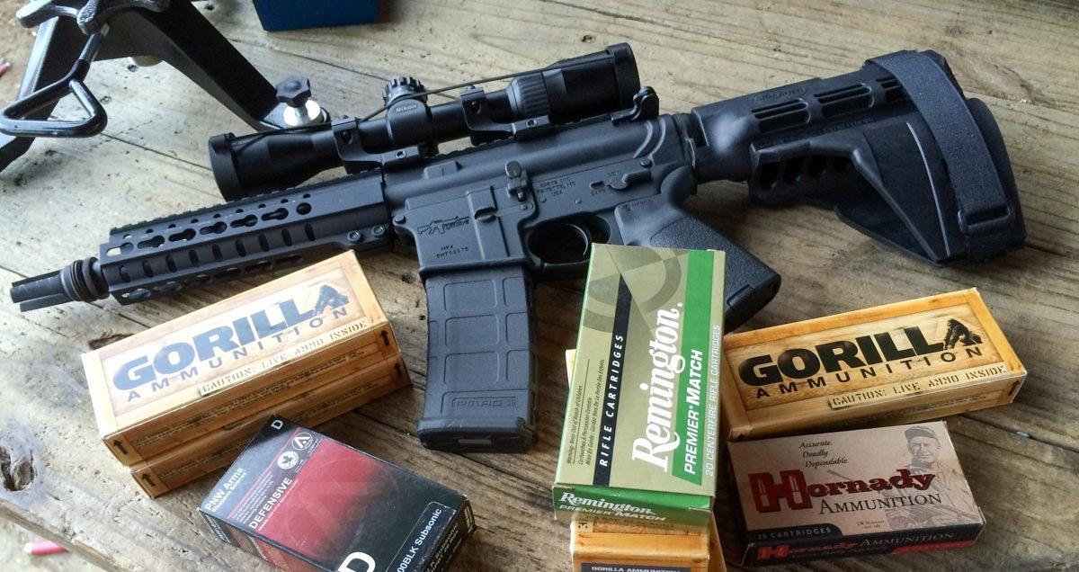 CMMG's Mk4 300 Blackout AR Pistol - GunsAmerica Digest