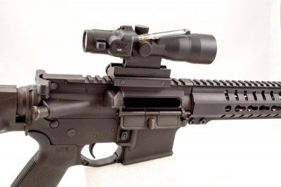 Trijicon's 300 Blackout ACOG was an excellent addition as well.