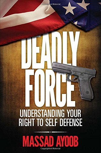 The Cover of Deadly Force.