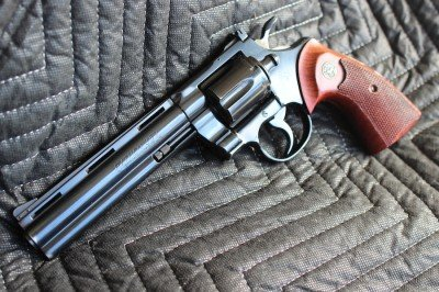 The Best Revolver Ever Made? Colt's Python-Review - GunsAmerica Digest