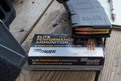 Sig Sauer Elite Performance 300 Blackout Match Subsonic