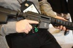 308 Pump ARs Are 49 State Legal + New AK Rails – Troy Industries – SHOT Show 2015