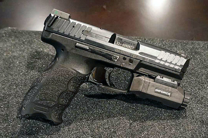 Perfecting The Already Perfect H Amp K Vp9 Gunsamerica Digest
