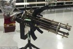 DIY Gatling Gun Auctions for $3,450