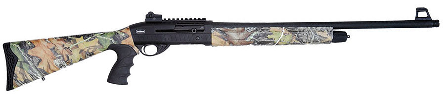 Yes it is ugly, but it is a lot of gun for under $500.