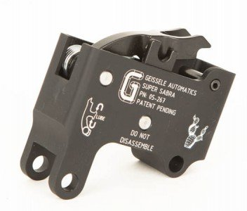Tavor triggers are not known for their light pulls. If you want to upgrade, Geissele has what may be the single best option.