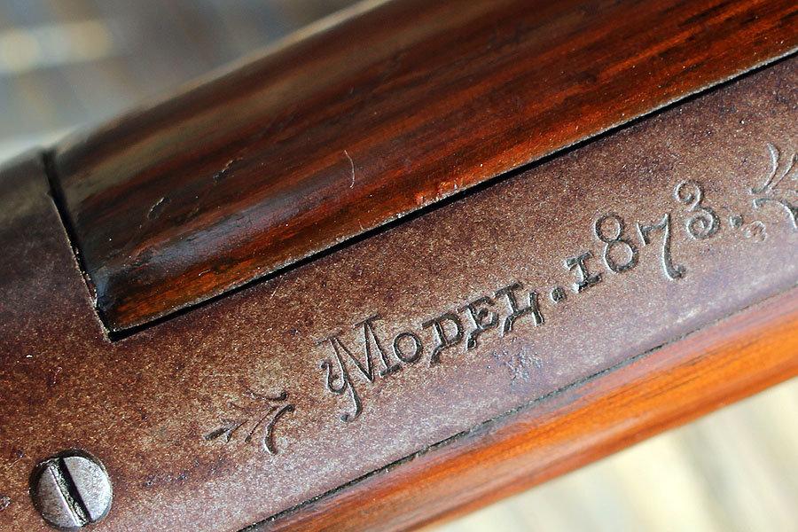 Shooting History-Winchester 1873-Old Gun Review - GunsAmerica Digest