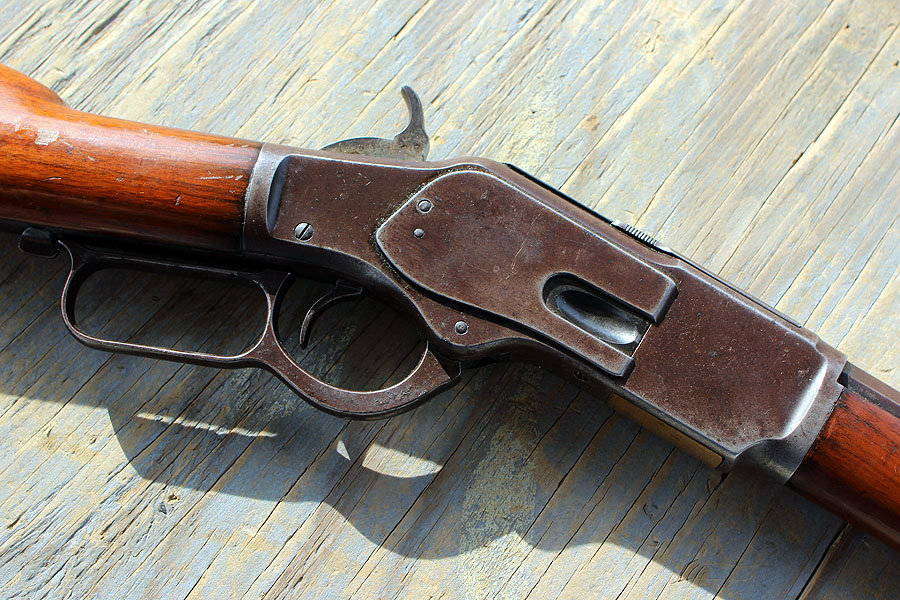 Shooting History-Winchester 1873-Old Gun Review