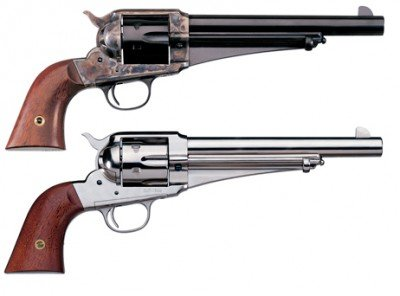 Taylor's Remington 1875.