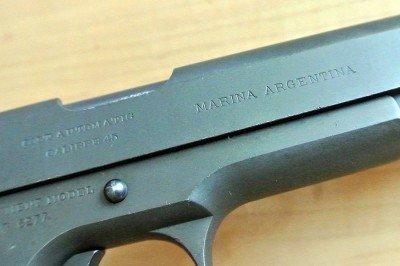 Marina Argentina.