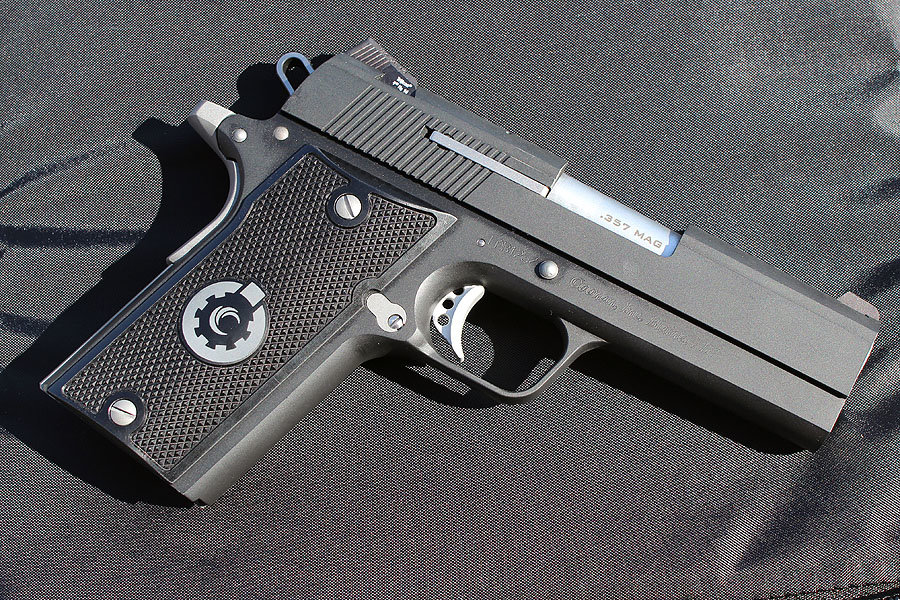 Coonan the Barbarian -  357 Mag  1911 Compact Review