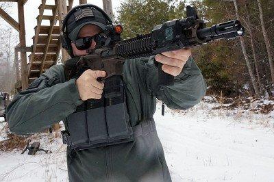 Daniel Defense M4A1.