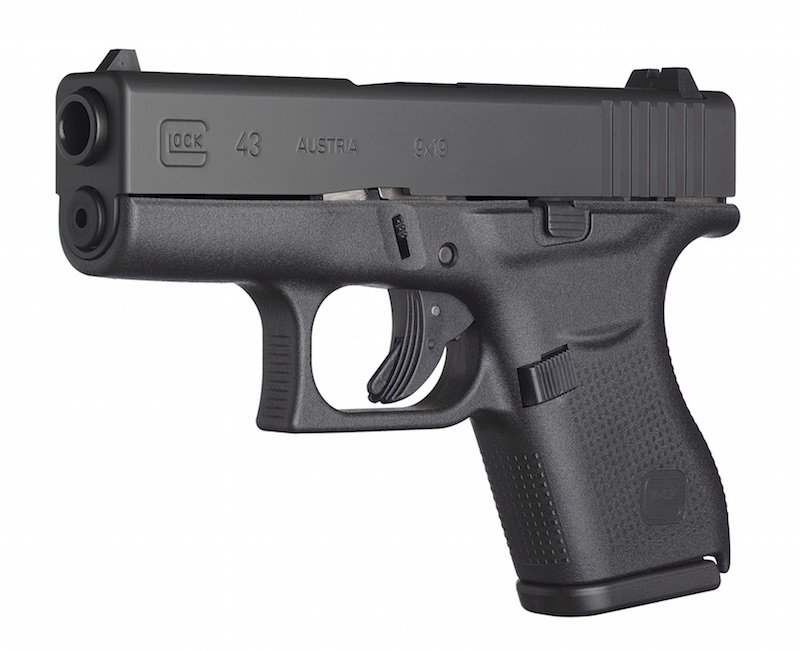 New GLOCK 43 a 9mm Single Stack Hands on