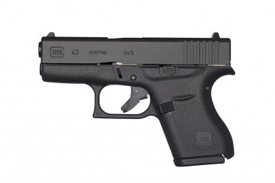 The 43 is the latest, and most anticipated gun in a long line of low-capacity 9mms.