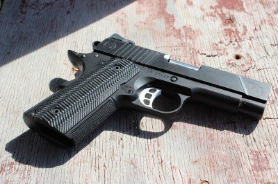 The Nighthawk T4 is still recognizably a 1911, but it has a lot of design changes that make it unique.