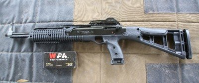 Cheap Guns: Hi-Point 45ACP Tactical Carbine - 4595TS Review