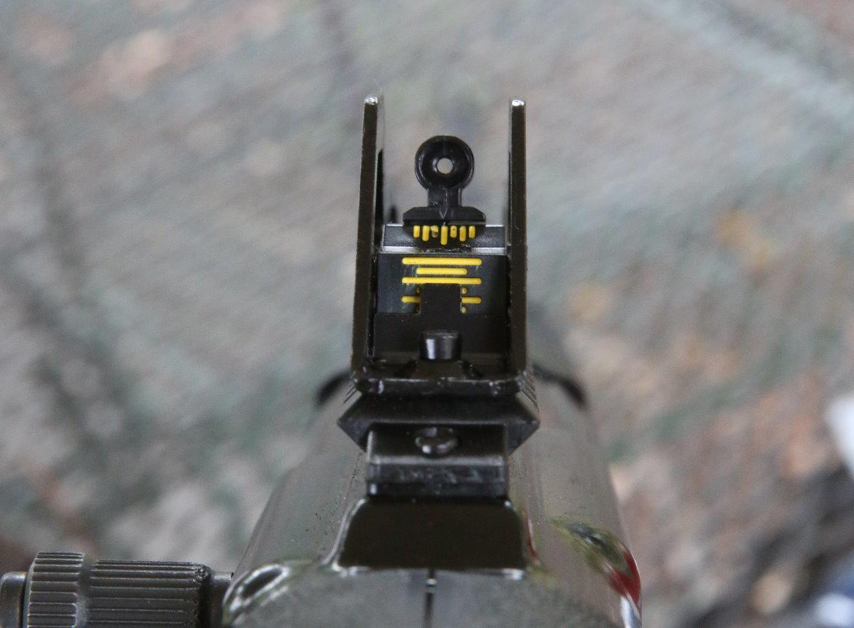 HUNTIN-N-SHOOTIN: Cheap Guns: Hi-Point 45ACP Tactical Carbine