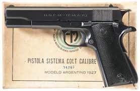 Pistola Sistema.