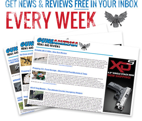 Subscribe to GunsAmerica Blog Newsletter