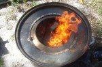 Prepping 101: Urban Survival Heater Stove Burns Oil/Gasoline 45k BTU