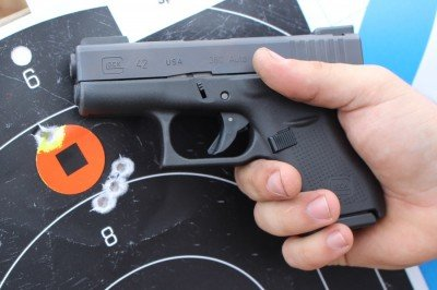 The GLOCK 42 is one hell of a gun. I'm afraid it will be overshadowed by its younger brother.