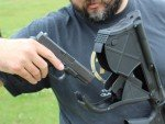 Mule Tac–Glock In A Stock Review