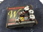 Ammo Test: Winchester Train and Defend .40 S&W
