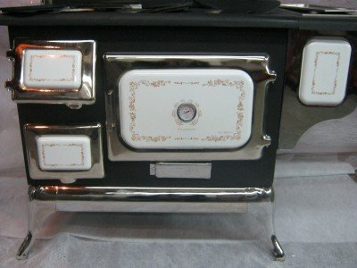 I am going to post the rest of the high res pics from the current Ebay auction for the same stove at $500 more expensive.