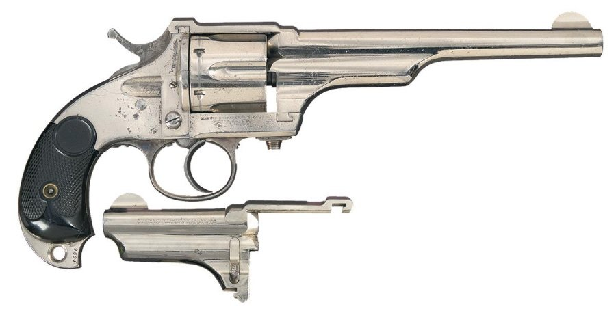 5 Other Guns That Won The West