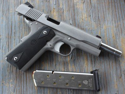 The Dan Wesson Heritage 1911.