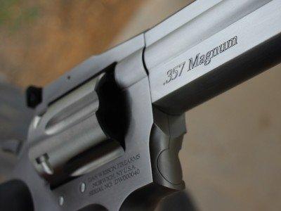 Dan Wesson 715 .357 Magnum.