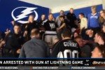 Concealed Carry Permit Holder Arrested for Bringing Gun to Hockey Game