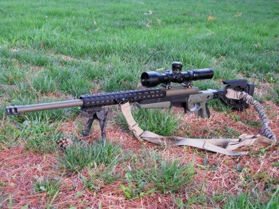 I reall got to use the 2014 AX AICS at the  Nightforce Precision Shootout.  The stock was nothing short of perfect, especially when it came to shooting from unconventional positions.