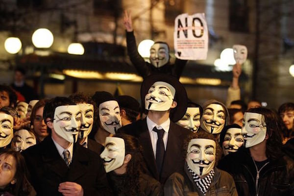 Hacker Group Anonymous Has Message for Baltimore PD ...