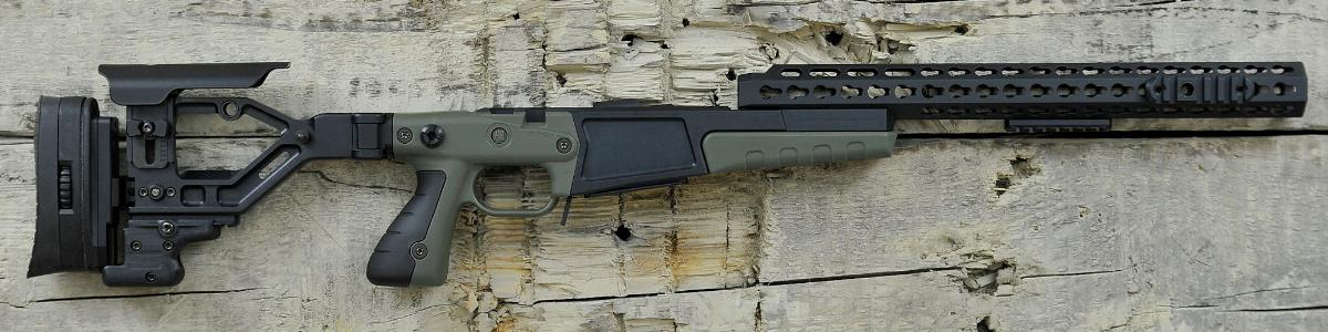 Perfecting the Remington 700 with Accuracy International's
