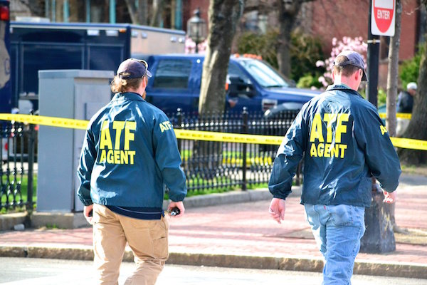 ATF Agents.  Should the ATF merge into the FBI?  (Photo:  Fox40)