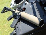 Best Fun-Gun Ever. The Can Cannon – Mounts on AR-15