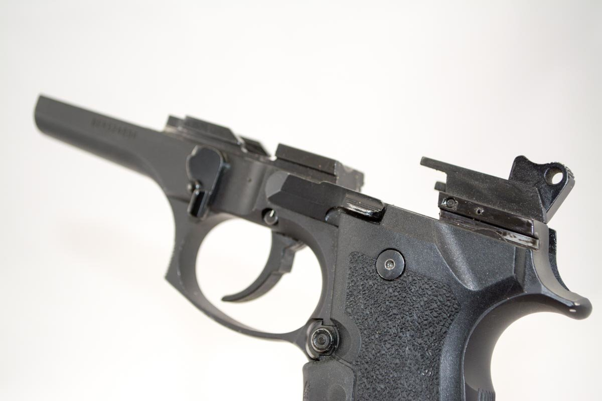 Review: Beretta 92  22LR Practice Kit Conversion