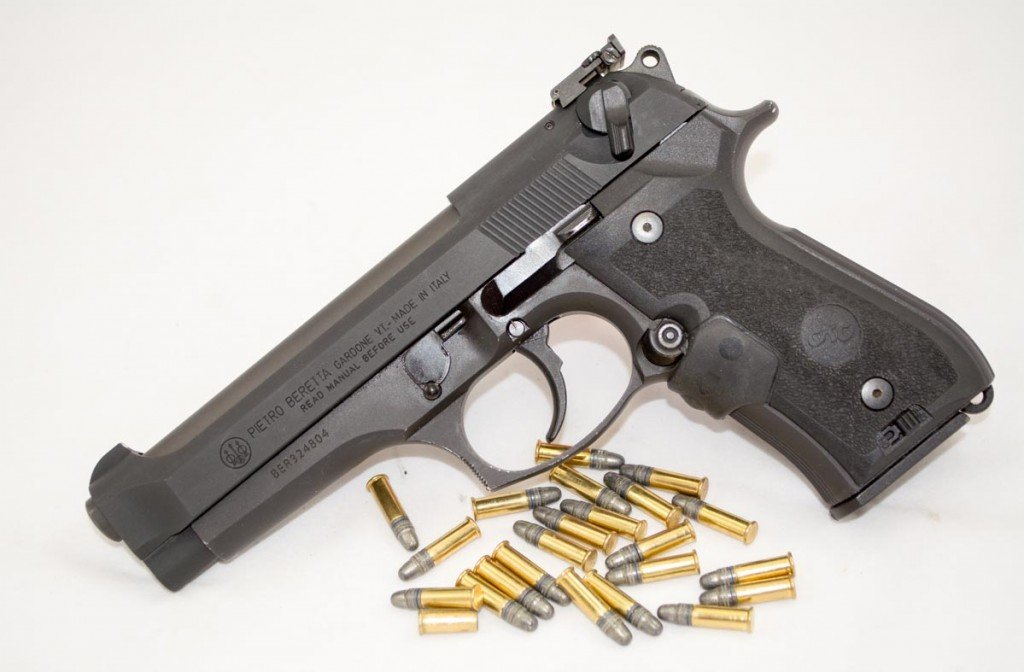 Your gun, plus a new slide, barrel and magazine, makes a great .22LR pistol.