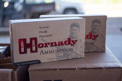 I lost count after 57 billion rounds of Hornady .308 ammo sent down range.
